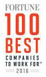 Fortune 100 Best 2016
